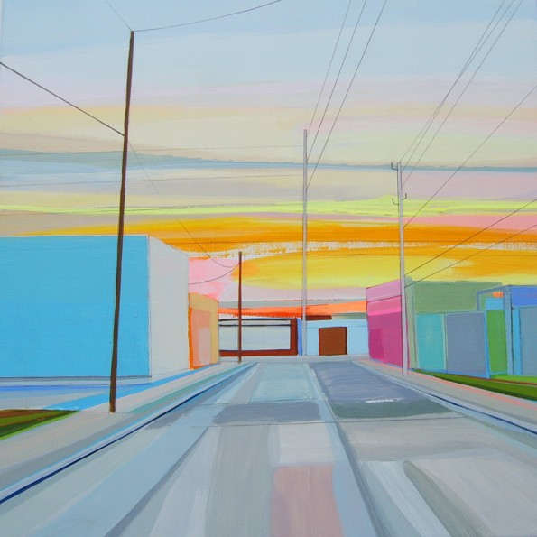 Grant Haffner – Rural Roadways Paintings | cindicindi